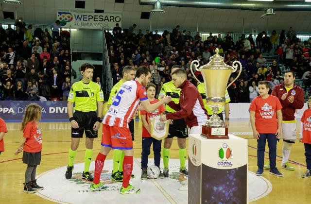 Finale avvincente fra Italservice Pesaro e Real Rieti