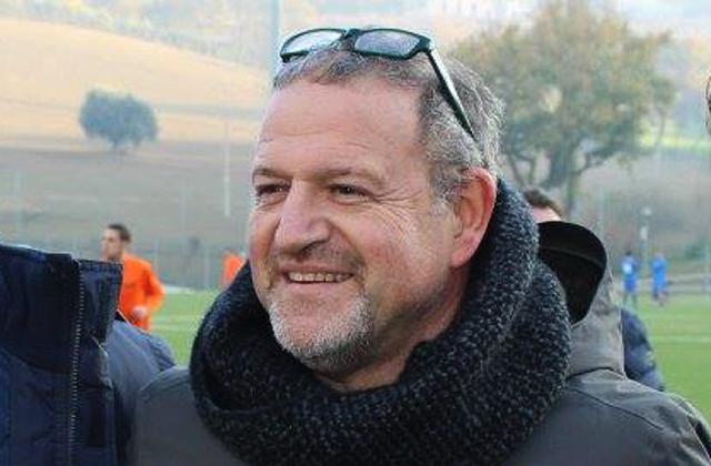 Giorgio Rossini, allenatore Avis Arcevia