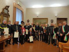 Questa mattina il Prefetto D'Acunto ha consegnato le Medaglie d'Onore ai familiari di quattro cittadini della provincia, deportati e internati nei lager nazisti