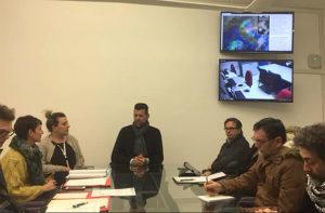 L'assemblea del Comitato comunale delle associazioni e dei gruppi di protezione civile di Senigallia