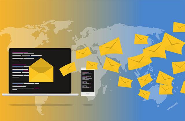 Sono in aumento gli episodi di furti di email e password