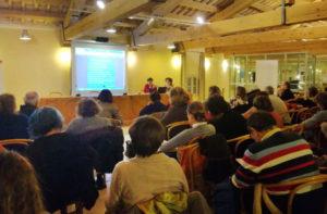 L'incontro promosso dalla Scuola di Pace di Senigallia con la giornalista Fabiana Martini