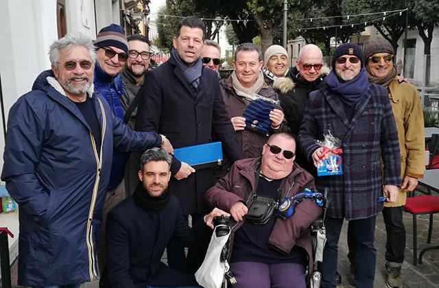 Consegnata a Ezio Micciarelli la tessera n.350 dell'Inter Club Senigallia