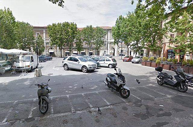 La nuova piazza Simoncelli costerà 1,4 milioni di euro. La giunta cerca finanziamenti