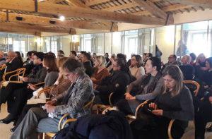La presentazione in biblioteca a Senigallia del Comitato Genitori Unitario (Cogeu)