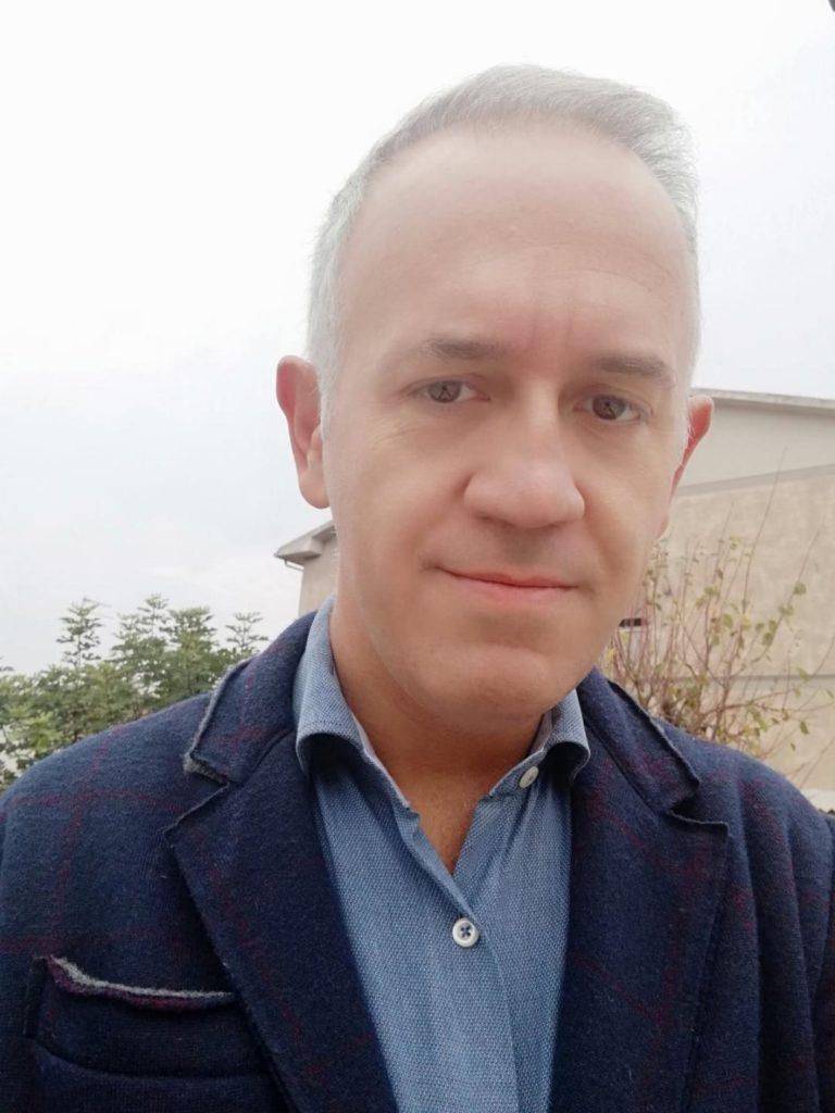 Fabrizio Ciarapica, sindaco di Civitanova Marche