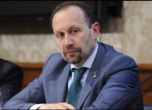 Il senatore della Lega Paolo Arrigoni