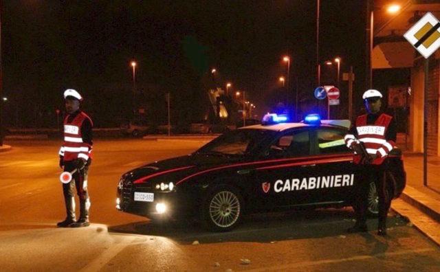 Fabriano: Ubriaco al volante, scattano denuncia e sequestro dell'auto