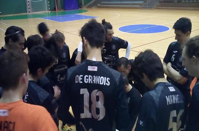 Il Cus Ancona pallamano pronto al derby di Chiaravalle