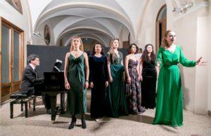 Concerto dei solisti dell'Accademia d'Arte Lirica di Osimo