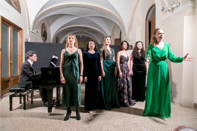 Da Dante a Leopardi, concerto cameristico tra musica e poesia