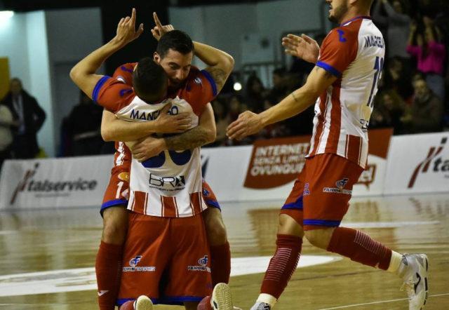 Ultim'ora Champions: Weilimdorf supera Uddevalla, Italservice Pesaro tra le migliori 16 d'Europa