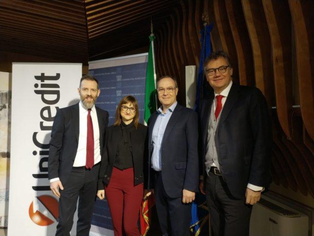 Unicredit e Confindustria Marche Nord insieme per le imprese
