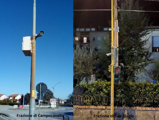 """Osimo, soldi per nuove telecamere e per """"l'impianto radio"""""""