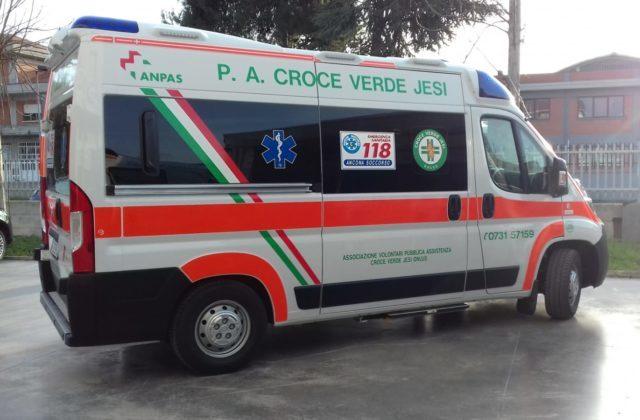 Coronavirus: il grazie della Croce Verde di Jesi per la prova di solidarietà delle associazioni