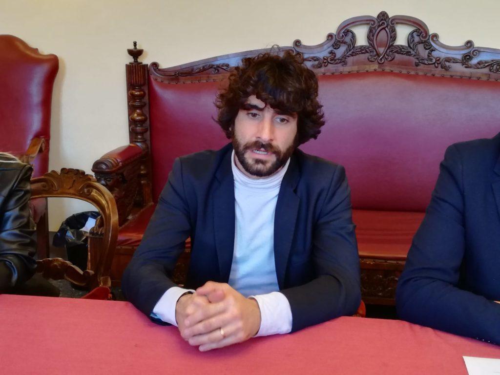 Matteo Principi, sindaco di Corinaldo