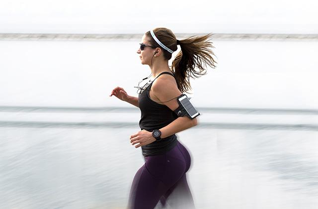 dispositivi tecnologici usati nella corsa, running, sport, wearable technology