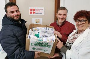 Oltre 500 i farmaci raccolti grazie al Banco Farmaceutico per l'ambulatorio solidale Maundodé-Paolo Simone