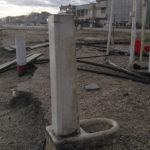 L'erosione costiera a Marina di Montemarciano: i danni della mareggiata
