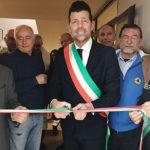 Il taglio del nastro per la nuova sede del Centro Operativo Comunale di Senigallia
