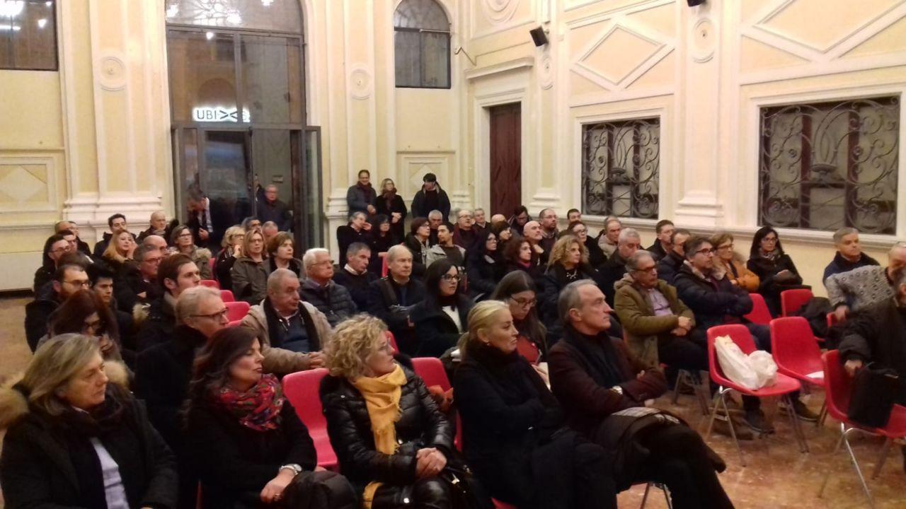 L'assemblea pubblica sul nuovo statuto comunale