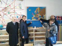"""I nuovi pannelli """"theBreath"""" installati nelle aule scolastiche di Osimo Stazione"""