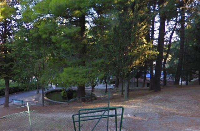 Il Parco Verde a Serra de' Conti