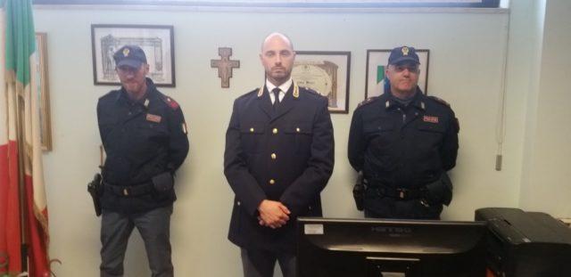 Fabio Mazza, nuovo commissario Capo
