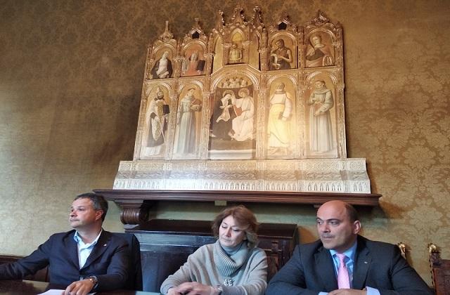 Osimo, il polittico dei Vivarini sarà restituito agli osimani il giorno del patrono