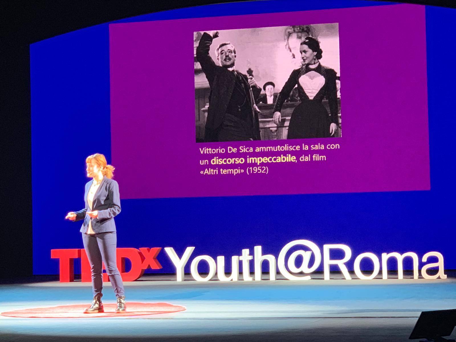 "Jesi nelcircuito internazionale dei ""TEDxYouth"""
