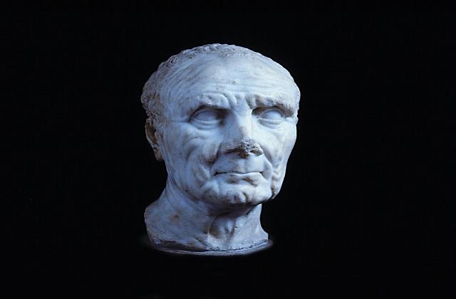 Osimo, il Comune presta la testa romana