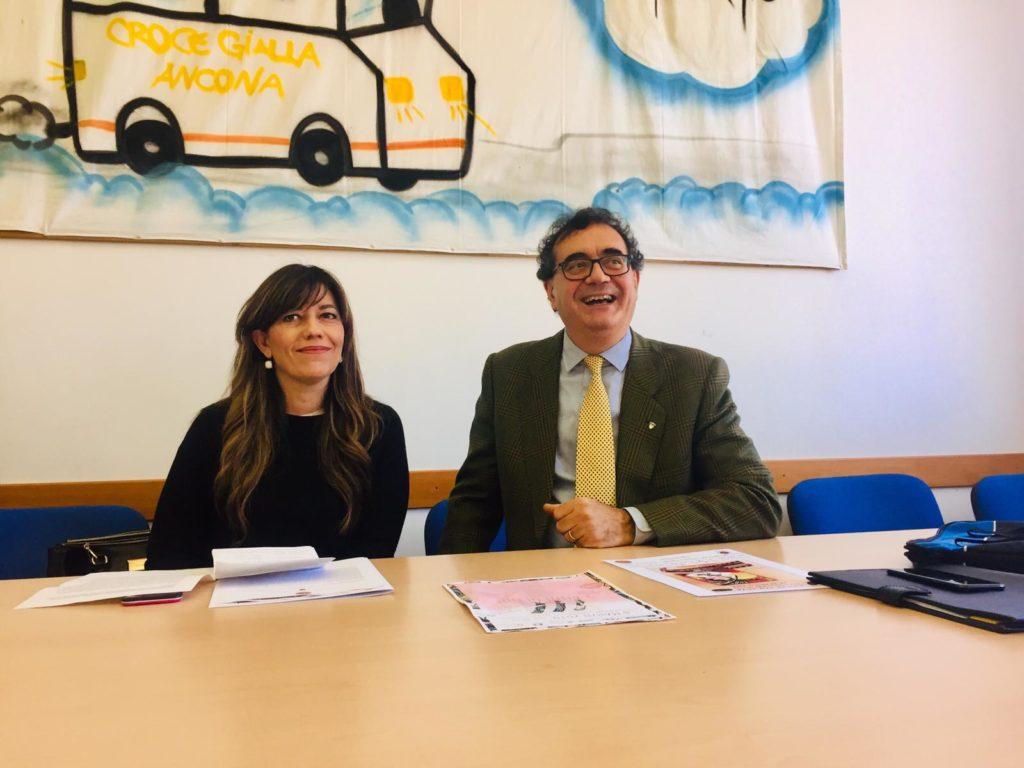 Valentina Conti e Franco Casamassima