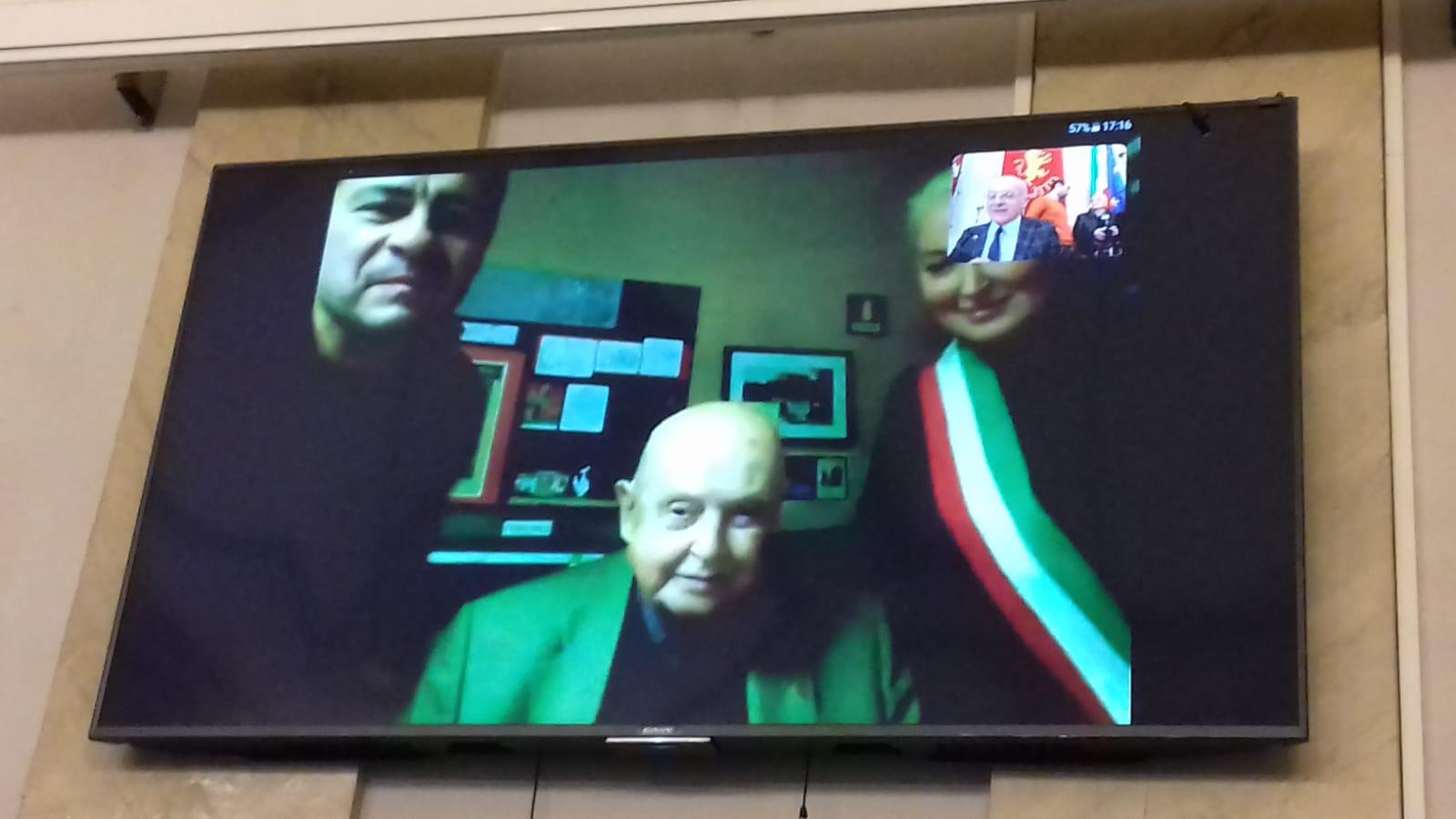 """Cassio Morosetti: dal testamento ancora 2 milioni donati alla """"sua"""" Jesi"""