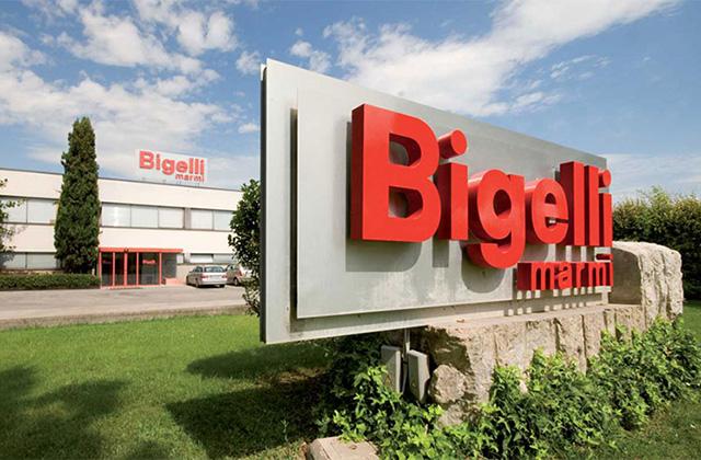 L'azienda Bigelli Marmi a Senigallia