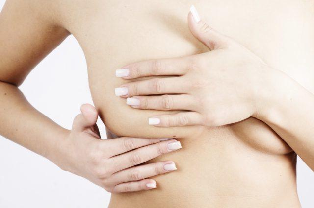 Autopalpazione del seno