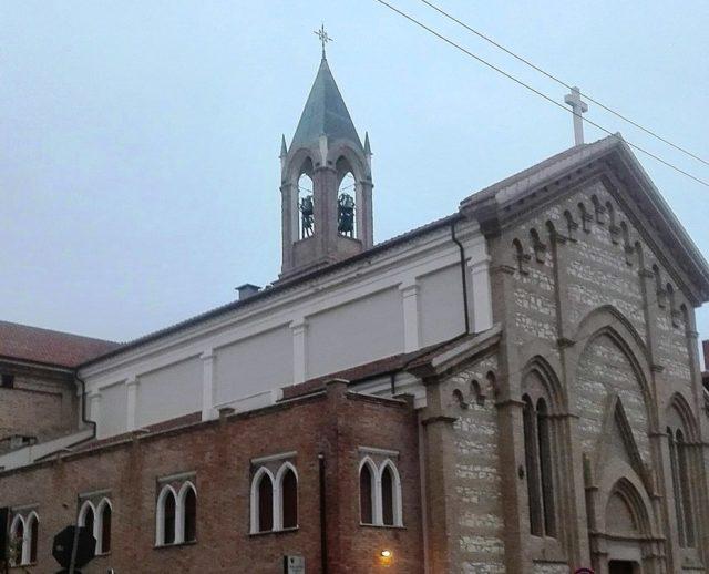 Chiesa del Sacro Cuore ad Ancona