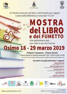 Osimo, Mostra del libro e del fumetto 2019