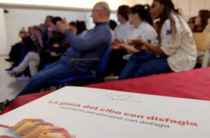 """Presentato il ricettario """"La gioia del cibo con disfagia"""" preparato dagli istituti alberghieri di Piobbico, Loreto e Senigallia e dalla Fondazione Dante Paladini onlus"""