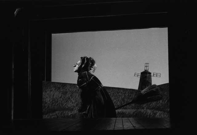 Il festival Inteatro a Polverigi in una foto di Emanuela Sforza