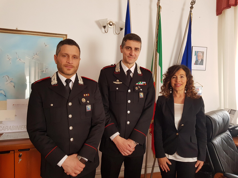 Sicurezza, Signorini: «Potenziare l'organico dei carabinieri sul territorio»