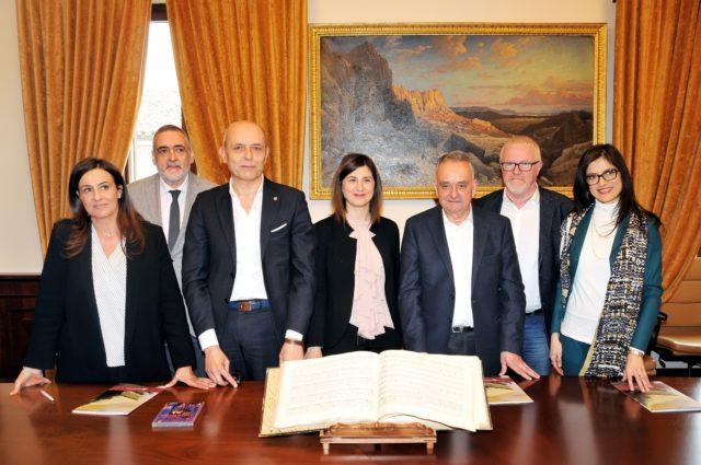 Liana Catani, Dennis Censi, Marco Ottaviani, Barbara Bartoloni, Uberto Domizioli, Sandro Grizi e Lucia Chiatti
