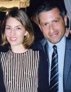 Jordan Stone con la regista Sofia Coppola