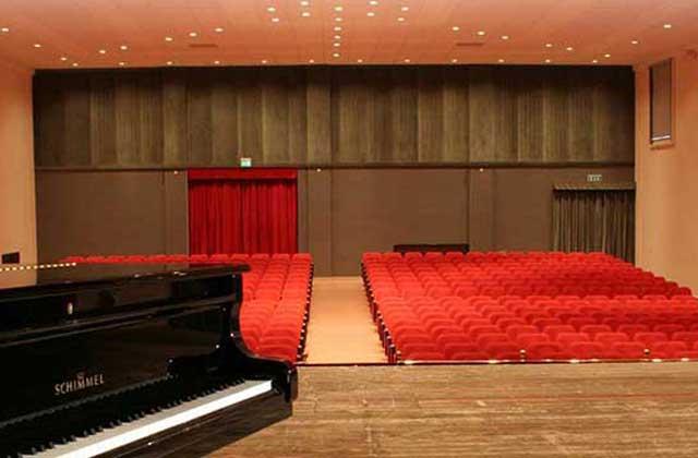 Teatro Spontini, Maiolati Spontini