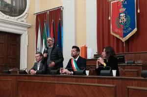 Lo chef Mauro Uliassi celebrato a Senigallia per la terza stella Michelin