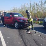 L'incidente (foto Annalisa Appignanesi)
