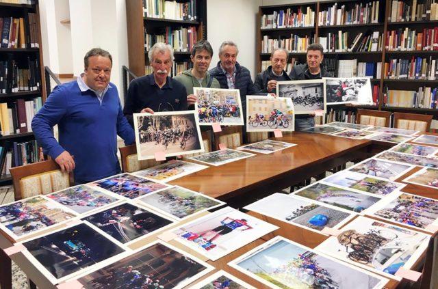 """""""Scatta la tappa"""": a Palazzo Bisaccioni premiazioni e mostra delle migliori foto della Tirreno-Adriatico a Jesi"""