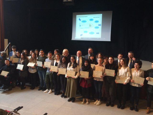 Fondazione Marco Fileni, a Castelplanio la consegna delle borse di studio