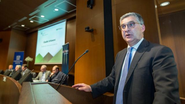 Claudio Schiavoni, Presidente Confindustria Marche