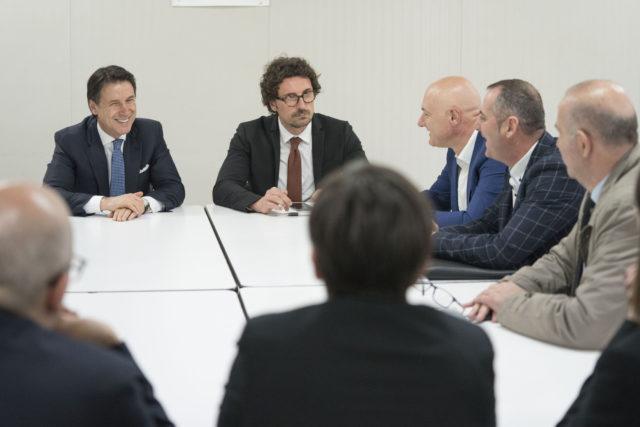 Quadrilatero: lettera al premier Conte ancora senza risposta