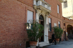 La sede della Fondazione Opera Pia Mastai Ferretti di Senigallia